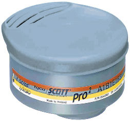scott promask pro2 mask full face how to put on